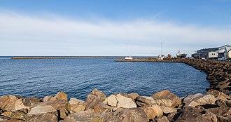Akranes - Image: Puerto de Akranes, Vesturland, Islandia, 2014 08 14, DD 005