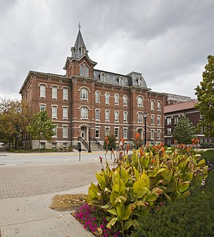 Purdue University - University Hall