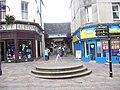 Quarry Place Entrance - geograph.org.uk - 3080410.jpg