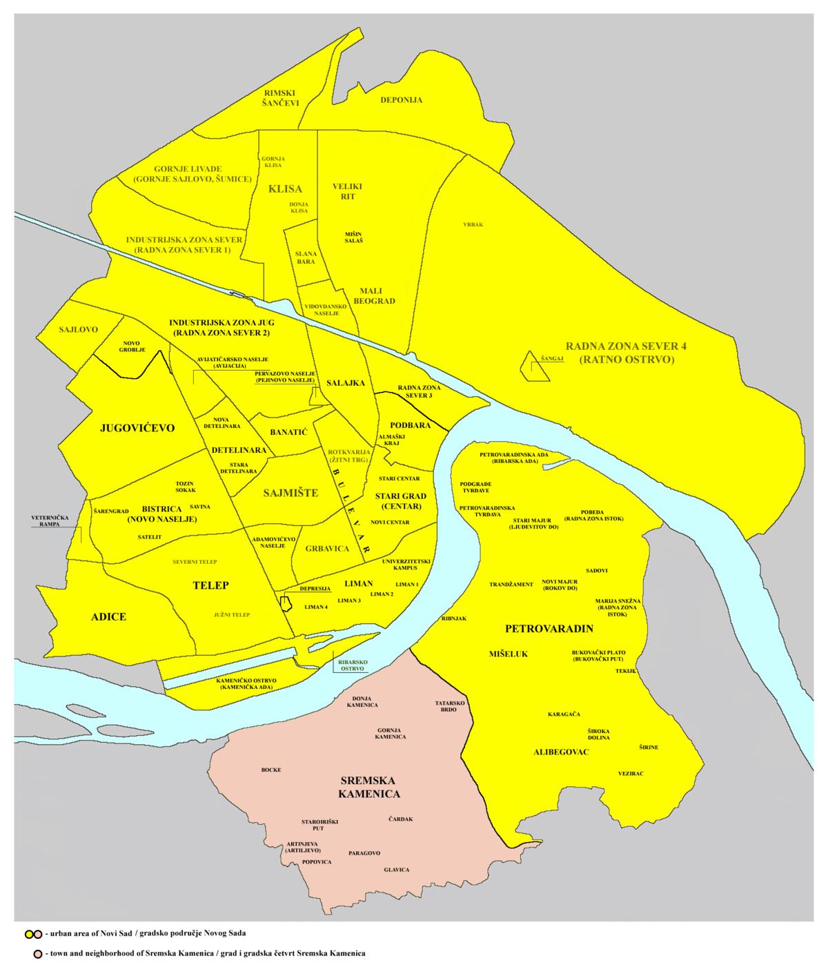 sremska kamenica mapa Čardak, Sremska Kamenica   Wikipedia sremska kamenica mapa
