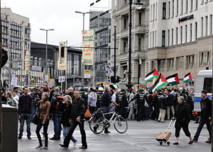 Quds Day - Quds Day demonstration in Berlin, 2011