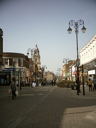 Morley, West Yorkshire - Queen Street