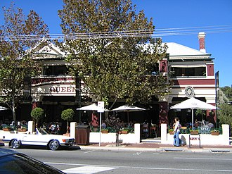Highgate, Western Australia - The Queens Hotel, Highgate