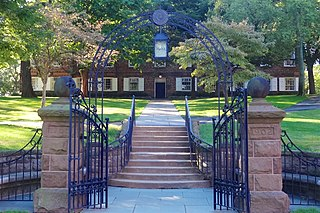 Queens Campus, Rutgers University United States historic place