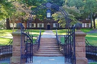 Queens Campus, Rutgers University historic campus of Rutgers University