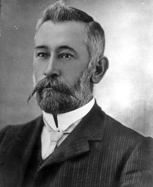 William Stephens (Australian politician) - The Hon William Stephens, Minister for Public Instruction, 1907