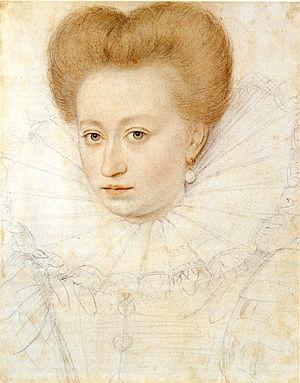 François Quesnel - Image: Quesnel Portrait einer Dame
