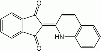 Phthalic anhydride - Quinoline Yellow SS is a popular dye derived from the condensation of phthalic anhydride and 2-methylquinoline.