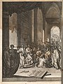 Quintilian, Institutio oratoria ed. Burman (Leiden 1720), frontispiece.jpg