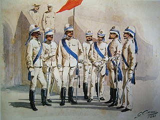Royal Corps of Somali Colonial Troops Italian colonial troops recruited from Italian Somaliland.