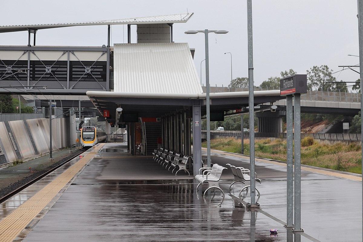Gauge To Mm >> Springfield railway line - Wikipedia