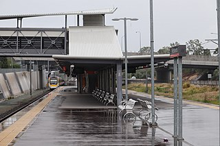 Richlands railway station