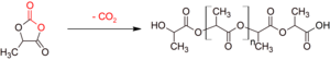Lactic acid O-carboxyanhydride