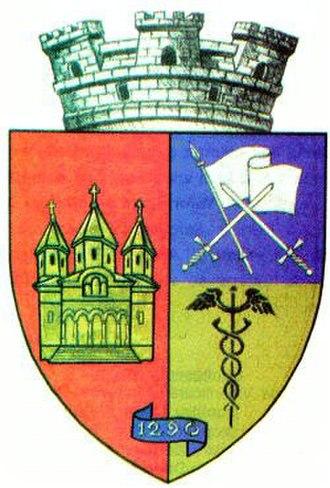 Teiuș - Image: ROU AB Teius Co A