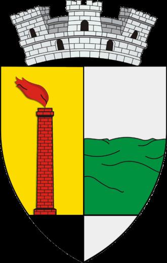 Oțelu Roșu - Image: ROU CS Otelu Rosu Co A