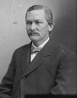 Richard W. Townshend American politician