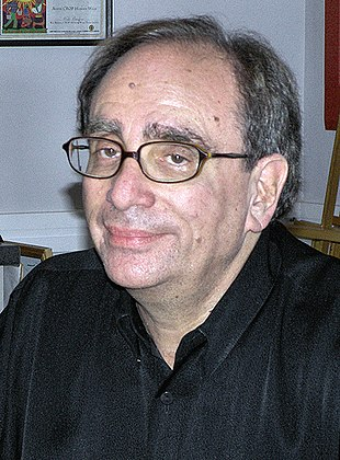 R. L. Stine at the 2008 Texas Book Festival