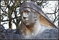 Rabosée, monument aux morts, femme en pleurs.jpg