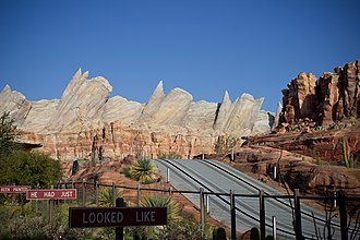 Cars Land - Radiator Springs Racers