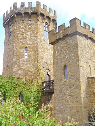 Radway - The Octagonal Tower