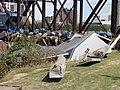 Railroad bridge home, Cedar Rapids, June 22 2008.jpg