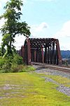 Railroad bridge on Packers Island.JPG