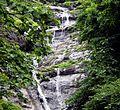 Rain waterfall enroute kondane caves.jpg