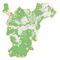 Rajcza (gmina) location map.png
