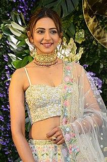 Rakul Preet Singh actress