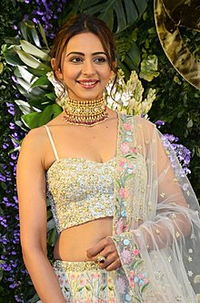Rakul Preet Singh graces Saina Nehwal's wedding reception (06).jpg