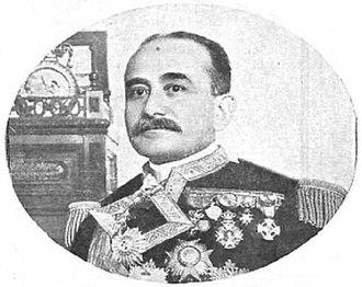 Ramón Auñón y Villalón - Image: Ramón Auñón, de Nuevo Mundo