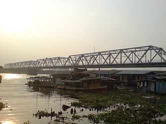 Bang Sue District - Rama VI Bridge