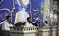 Ramadan 1439 AH, Qur'an reading at Imamzadeh Abdullah Shrine, Gorgan - 20 May 2018 16.jpg
