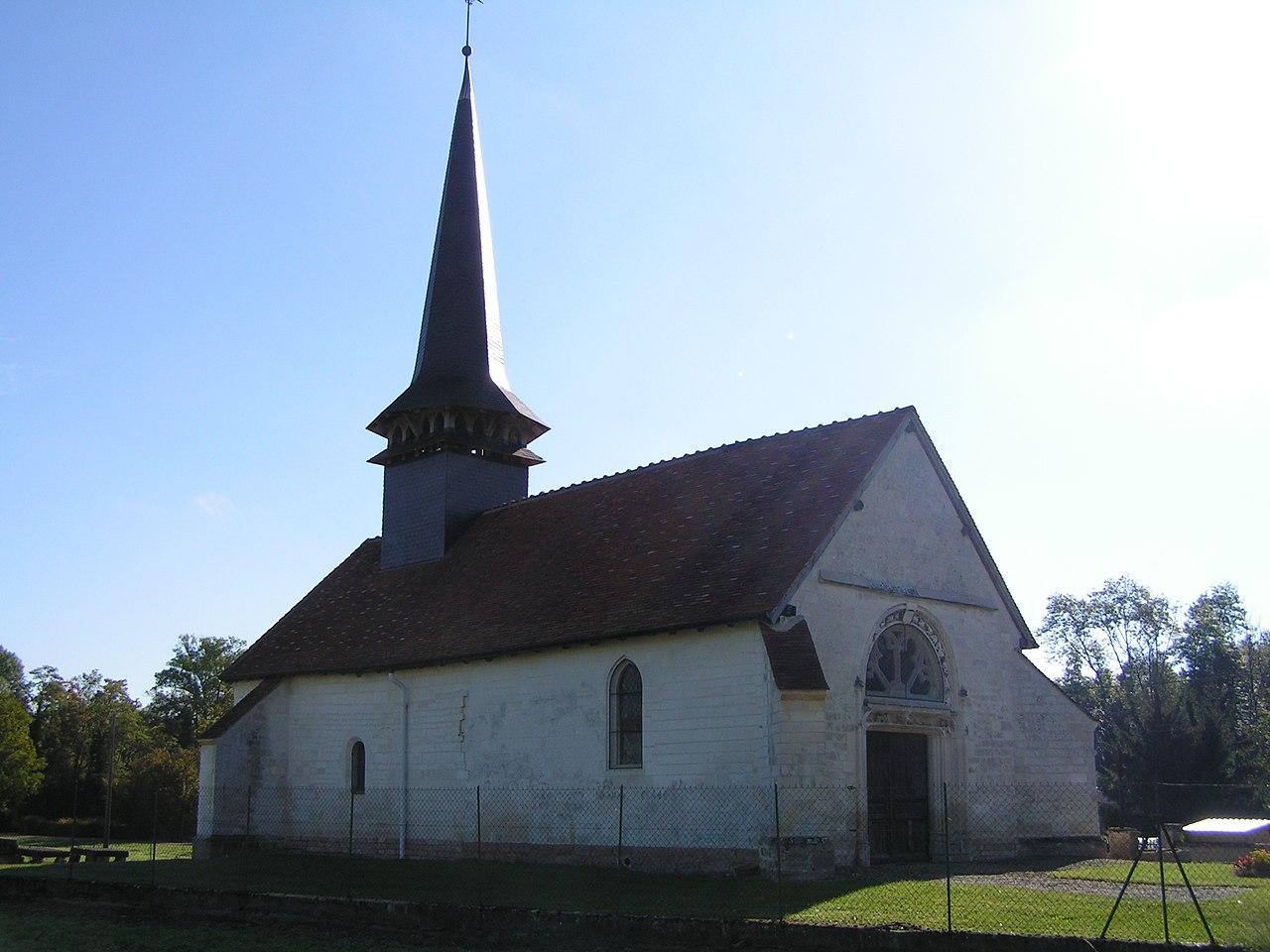 Ramerupt Église Saint-Félix-de-Nole 2.JPG