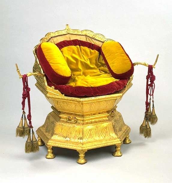 Ranjit Singh's golden throne