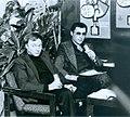 Ranko Munitic (1943-2009), with Zlatko Grgic 1978.jpg