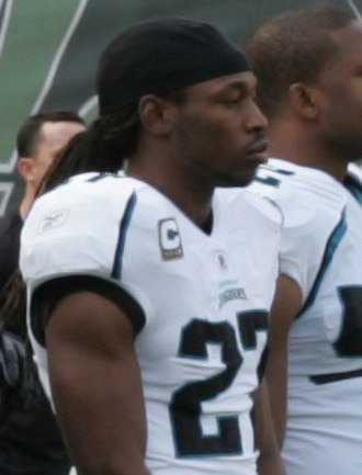 Rashean Mathis - Mathis with the Jaguars in 2009