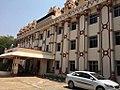 Rashtriya sanskrit Vidyapeetha -Administrative Building side view.jpg