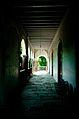 Rear passage inside Aga Khan Palace.jpg