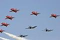 Red Arrows - RIAT 2005 (2949268801).jpg