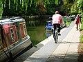 Regent's Canal, Islington - geograph.org.uk - 219735.jpg