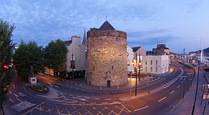 Waterford Museum of Treasures - Image: Reginald's Tower, The Quay, Waterford City, Ireland