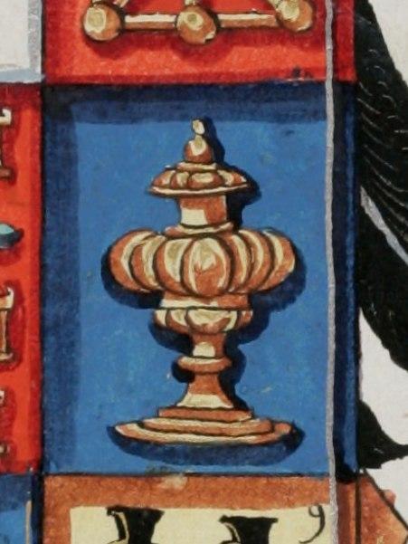 Reino de Galicia (escudo). Armorial de Hans Ulrich