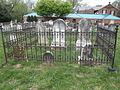 Reisterstown Community Cemetery, plot (21414445290).jpg