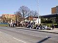 Reko TT Starý Hloubětín - Lehovec, Hloubětín, autobusová zastávka.jpg