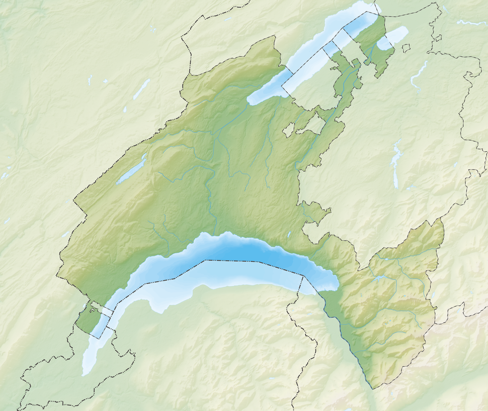 Corseaux is located in Canton of Vaud