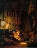 Rembrandt - Holy Family - WGA19116.jpg