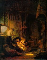 Rembrandt - Holy Family - WGA19116.jpg