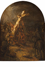 Rembrandt - Raising of the Cross - 95.1946.jpg