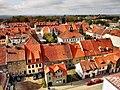 Reszelska Starówka,widok z wieży zamkowej 2011-10-09 - panoramio.jpg